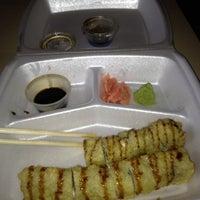 Photo taken at Marado Sushi by Jeffrey on 7/27/2012