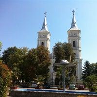Photo taken at Biserica Ortodoxă Sfântul Nicolae by Dan-Emil G. on 8/16/2011