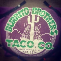 Photo taken at Burrito Brothers Taco Company by Lisa B. on 8/26/2012