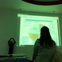 Photo taken at Universidad Insurgentes by Luis V. on 8/16/2012