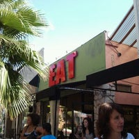 Photo taken at EAT by Pinky on 10/2/2011