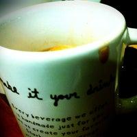 Photo taken at Starbucks by Piya J. on 6/19/2011