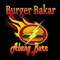 Photo taken at Burger Bakar Abang Burn by Allan Q. on 8/12/2012
