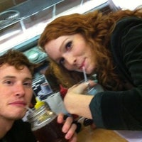 Photo taken at Joe's Diner on Sycamore by Kendall L. on 10/15/2011