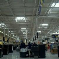 Photo taken at Walmart Supercenter by Jody H. on 8/25/2011