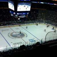 Photo taken at KeyBank Center by Phillip M. on 11/12/2011