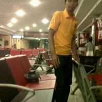 Photo taken at Supadio Airport Gate 1 by ully j. on 9/10/2011