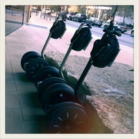 Photo taken at SegCity Segway Tours and Sales by Brenna S. on 12/9/2011