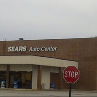 Photo taken at Sears Auto Center by Shalon H. on 11/4/2011