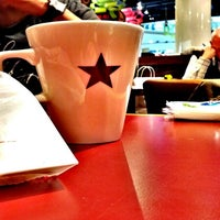 Photo taken at Pret A Manger by Talal I. on 3/10/2012