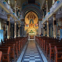 Mount Mary Church (the Basilica Of Our Lady Of The Mount)