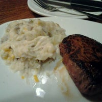 Photo taken at Outback Steakhouse by Alyssa Z. on 1/26/2012