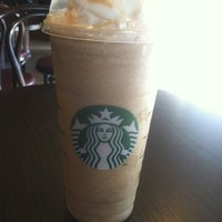 Photo taken at Starbucks by Alyssa P. on 3/19/2012