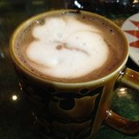 Photo taken at Modern Dwellers Chocolate Lounge by Gary M. on 9/10/2012