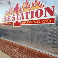 Photo taken at Fire Station 1 Restaurant & Brewing Co. by Brittany D. on 6/5/2012