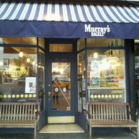 Photo taken at Murray's Bagels by Fred W. on 11/12/2011