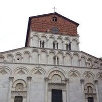 Photo taken at Piazza Santa Maria by Mauro C. on 12/29/2011