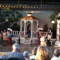 Photo taken at Sumtur Ampitheater by Rebecca McCarville on 7/17/2011