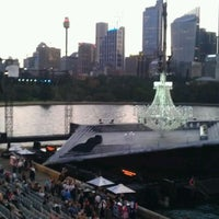Photo taken at Handa Opera On Sydney Harbour by Klaasjan T. on 3/31/2012