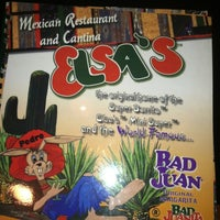 Photo taken at Elsa's Mexican Restaurant by Sean B. on 10/29/2011