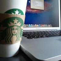 Photo taken at Starbucks by Jason O. on 4/7/2012