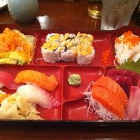 Photo taken at Momo Sushi & Cafe by Tristan W. on 5/1/2011