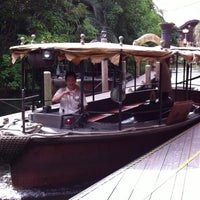 Photo taken at Jungle Cruise by nao 7. on 8/19/2011