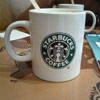 Photo taken at Starbucks by Santiago L. on 9/16/2011