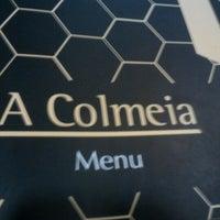 Photo taken at A Colmeia Confeitaria by Luís A. on 9/1/2011