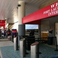 Photo taken at Terminal 2 by Shawn B. on 5/14/2012
