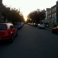 Photo taken at Brockley by Mari F. on 9/5/2012