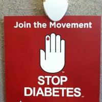 Photo taken at American Diabetes Association by Justin R. on 7/19/2011