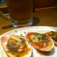 Photo taken at 酒房 よし亭 by Hideki B. on 6/11/2012