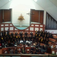 Photo taken at Ebenezer Baptist Church by JakariATL on 11/6/2011
