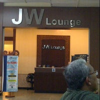 Photo taken at JW executive lounge by Rahman B. on 10/28/2011