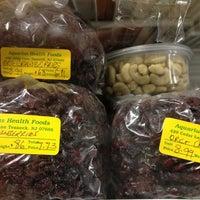 Photo taken at Aquarius Health Food by Nicholas F. on 12/31/2011