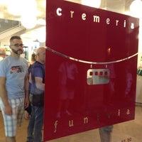 Photo taken at Cremeria Funivia by Fabio M. on 8/3/2012