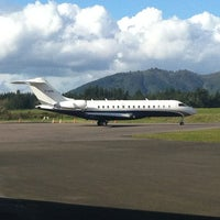 Photo taken at Taupo Airport (TUO) by Darryll R. on 10/14/2011