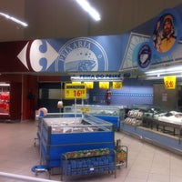 Photo taken at Carrefour by Fabio M. on 8/29/2011