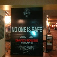 Photo taken at Regal Cinemas Bethesda 10 by Fiorella F. on 3/11/2012