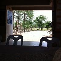 Photo taken at โรงเรียนราษฎร์บำรุงศิลป์ by sujusai on 4/26/2012