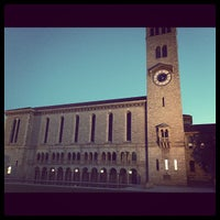 Photo taken at Winthrop Hall by IG: arief83fitri Z. on 11/15/2011