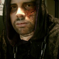 Photo taken at Primitive Fear by Jamie B. on 10/26/2011