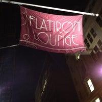 Photo taken at Flatiron Lounge by Jackson S. on 11/19/2011