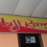 Photo taken at Restoran Haji Ramli Nasi Kandar by RahimiJamaluddin P. on 9/1/2011