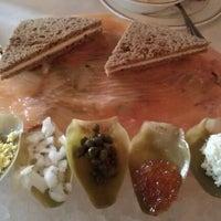 Photo taken at Capsouto Freres Bistro Restaurant by Ben B. on 9/17/2011