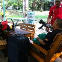 Photo taken at Paintball Valley by Azhari b. on 6/2/2012