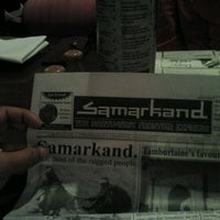 Photo taken at Samarkand by Swapnil D. on 1/11/2012
