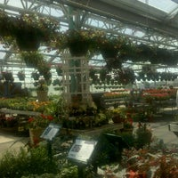 Photo taken at Tom's Farm Market & Greenhouses by Courtney M. on 5/11/2012