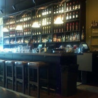 Photo taken at Jake's and Cooper's Wine Bar by Sabrina M. on 3/8/2012